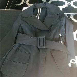 Women's Suit with pinstripes